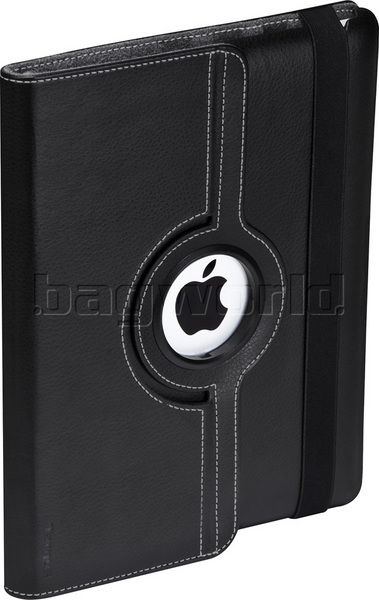 Targus Versavu 360 Degree Rotating Cover and Stand for iPad 3 4 Black HZ156