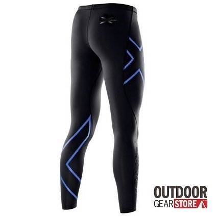 2XU Womens COMPRESSION TIGHTS Blue X