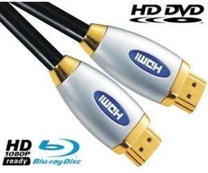 PREMIUM 1.5M ZINC ALLOY HDMI CABLE with LIFETIME WARRANTY