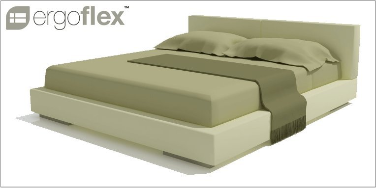 Ergoflex Queen Memory Foam Mattress
