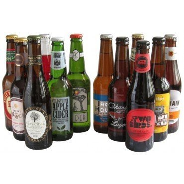 Craft Beer Cider Gift Pack