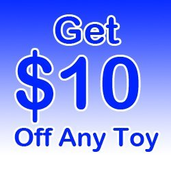 Get 10 off any 40 Toy purchase
