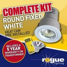 CLEARANCE STOCK HALOGEN DOWNLIGHTS