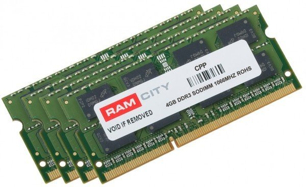 iMac Late 2009 16GB DDR3 1066 RAM Kit