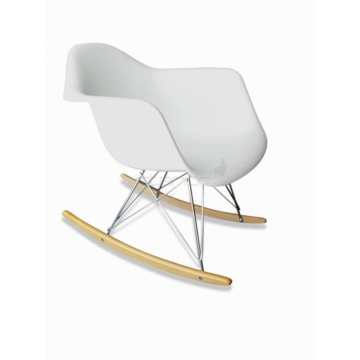 9 eames rocker chair price simple living room chairs recliners amp rocking auction - Eames rocker replica ...