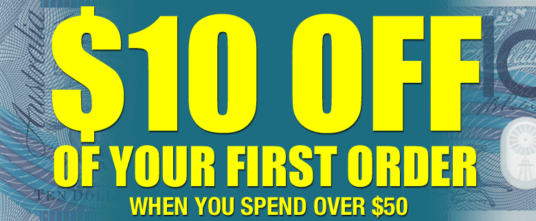 10 off your first order