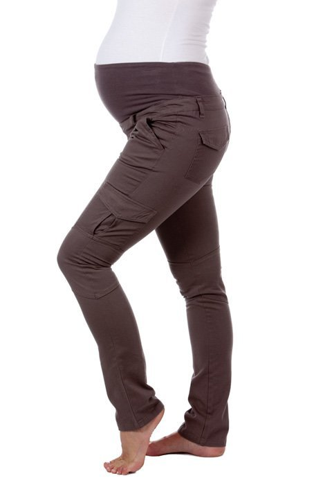 Ninth Moon Skinny Maternity Cargo Pants plus FREE POST