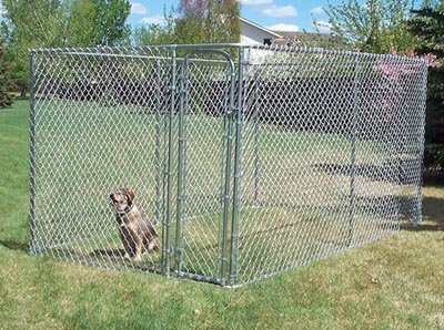 DogMaster Dog Runs Large Rectangular Dog Enclosures 400x250x180 cm