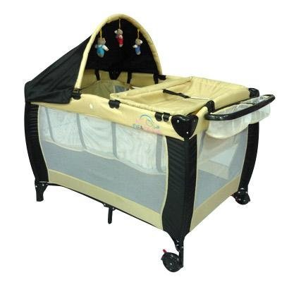 6in1 FF Portable Baby Portacot Travel Cot