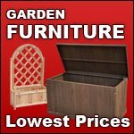 Lowest Prices on Garden Decor Furniture and Fittings. Fast Shipping