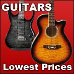 Acoustic Guitars Electric Guitars and Bass Guitars. Lowest Prices Guaranteed. Fast Shipping.