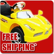 Electric Ride on Toy Cars Starting at 129 Dollars Free Shipping Huge Range